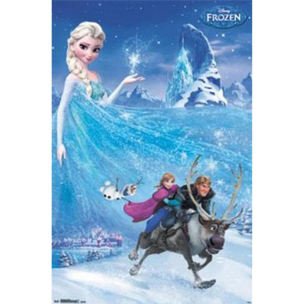 Frozen - One Sheet 22x34 Standard Wall Art Poster