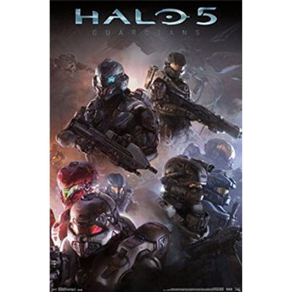 Halo 5 - Armor 22x34 Standard Wall Art Poster