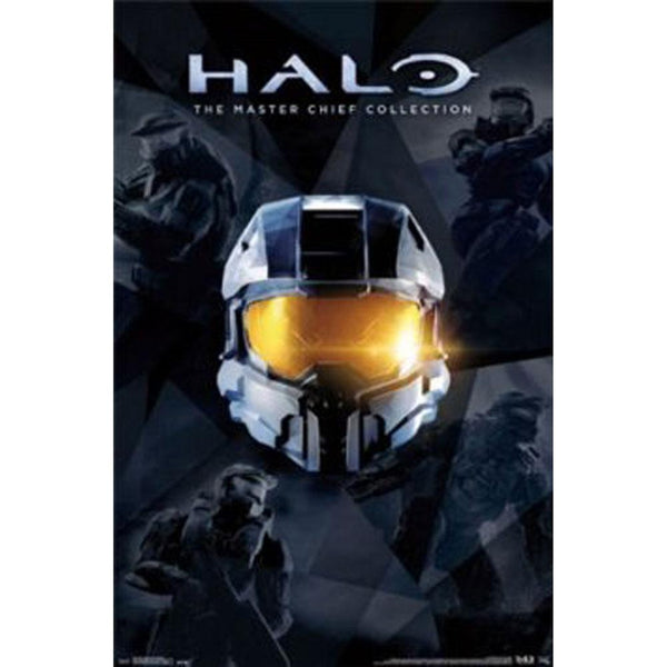Halo - Master Chief Collection 22x34 Standard Wall Art Poster