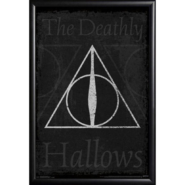 Harry Potter - Deathly Hallows 22x34 Standard Wall Art Poster