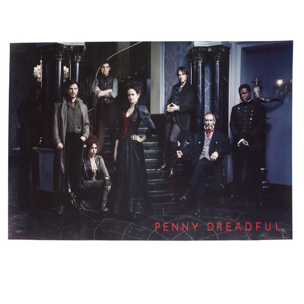 Penny Dreadful - Cast 24X36 Standard Wall Art Poster