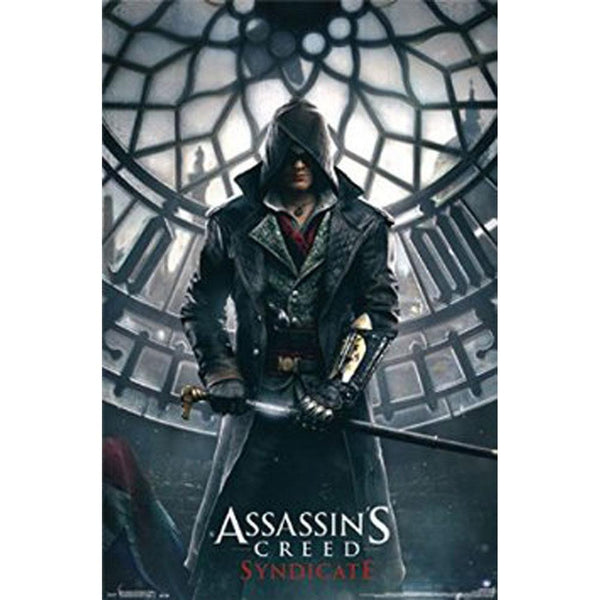 Assassin's Creed - Syndicate Big Ben 22x34 Standard Wall Art Poster