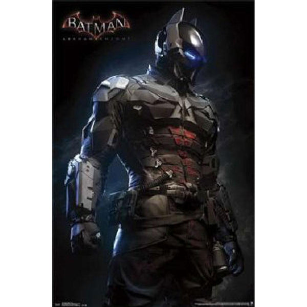 Batman - Arkham Knight Armor 22x34 Standard Wall Art Poster