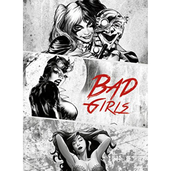 DC Comics - Bad Girls 22x34 Standard Wall Art Poster