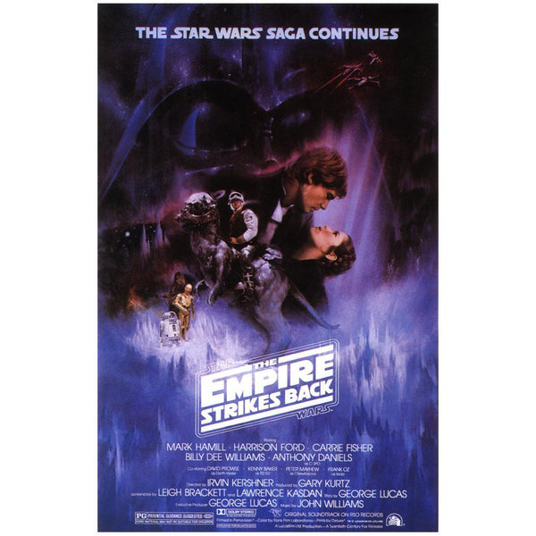 Star Wars - Episode V 22x34 Standard Wall Art Poster