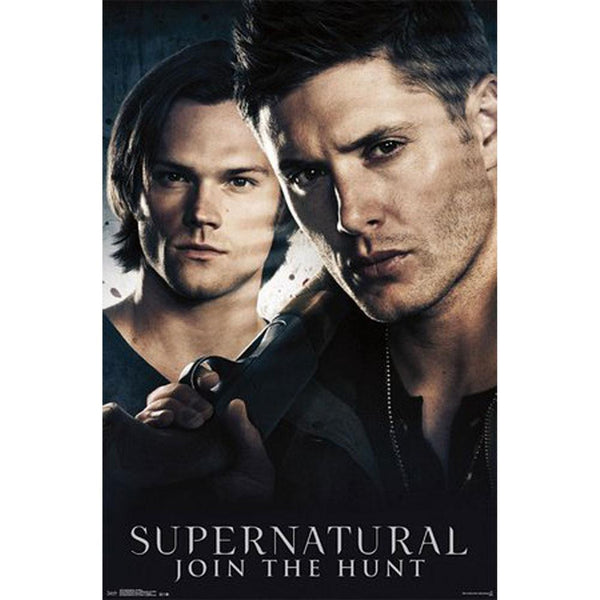 Supernatural - Brothers 22x34 Standard Wall Art Poster