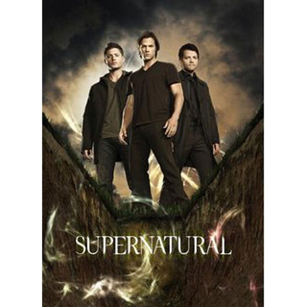 Supernatural - Group 22x34 Standard Wall Art Poster