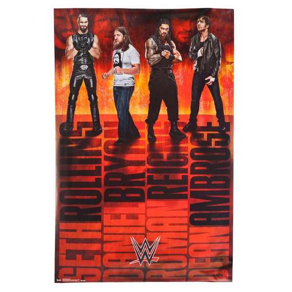 WWE - Group 22x34 Standard Wall Art Poster