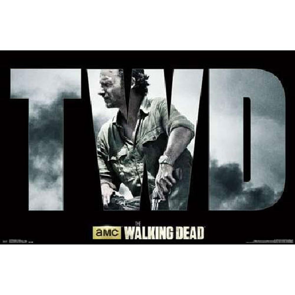 Walking Dead - Key Art 22x34 Standard Wall Art Poster
