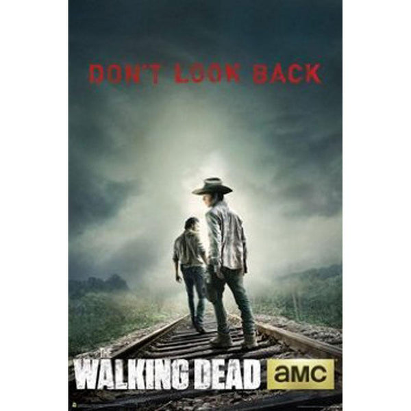 Walking Dead - Don't Look 22x34 Standard Wall Art Poster