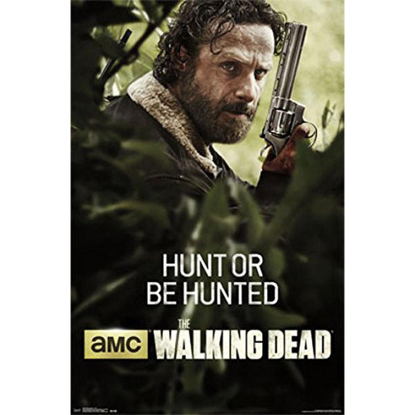 Walking Dead - Hunt 22x34 Standard Wall Art Poster