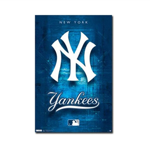 New York Yankees - Logo 24x36 Standard Wall Art Poster