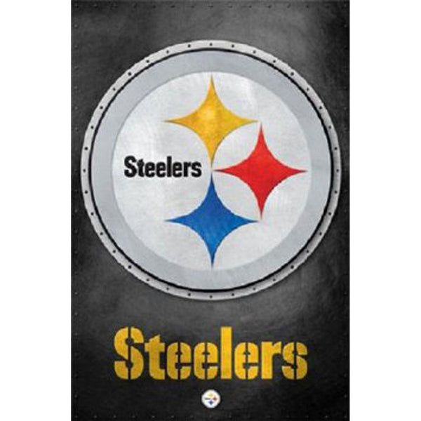 Pittsburgh Steelers - Logo 24x36 Standard Wall Art Poster