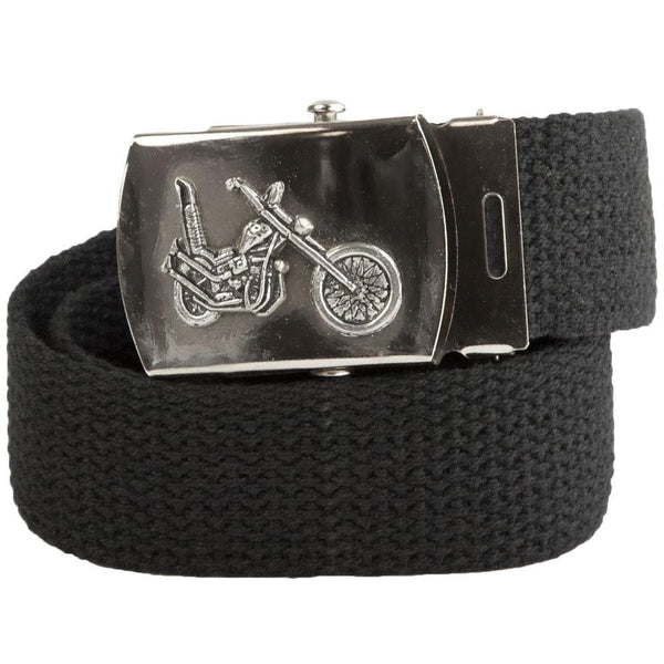 Motorcycle Black Belt