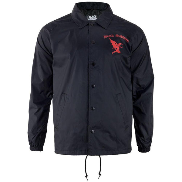 Black Sabbath - Bloody Sabbath Adult Coaches Jacket