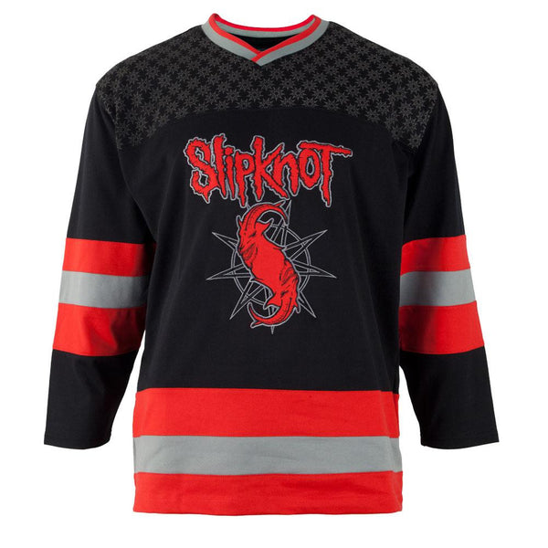 Slipknot - Negative One Adult Replica Hockey Jersey