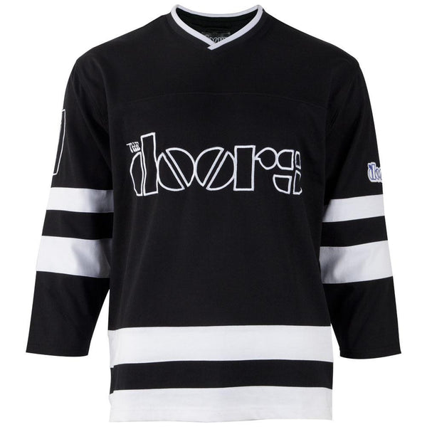 The Doors - Logo Adult Replica Hockey Jersey