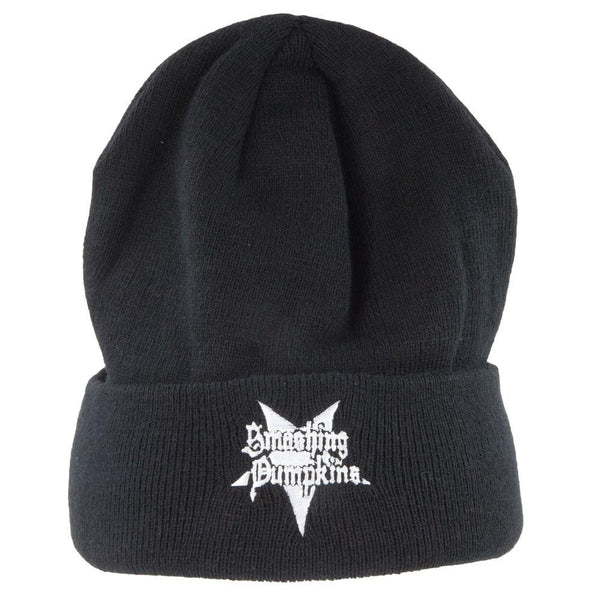 Smashing Pumpkins - Star Logo Adult Knit Beanie