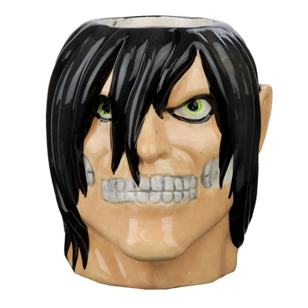 Attack On Titan - Eren Yeager Molded Mug