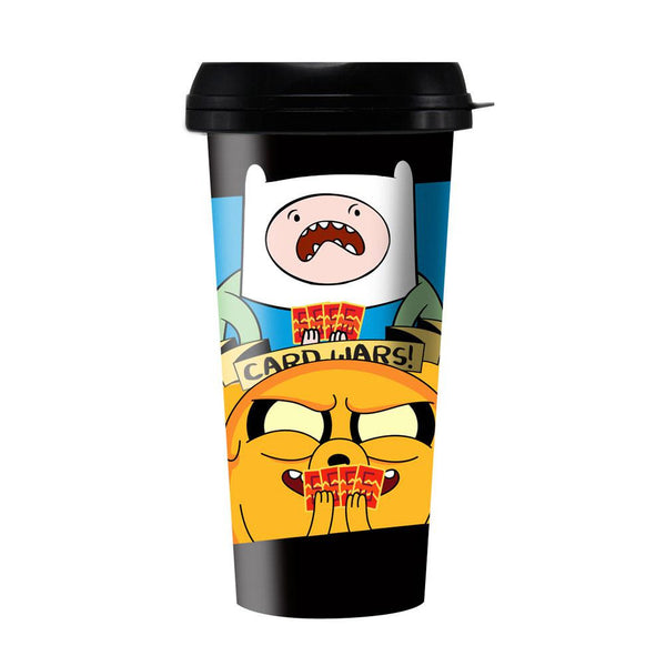 Adventure Time - Card Wars Travel Mug