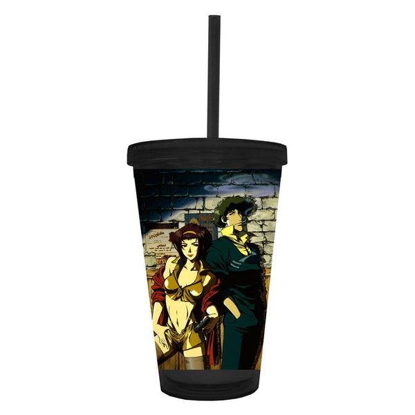 Cowboy Bebop - Spike And Faye Carnival Cup