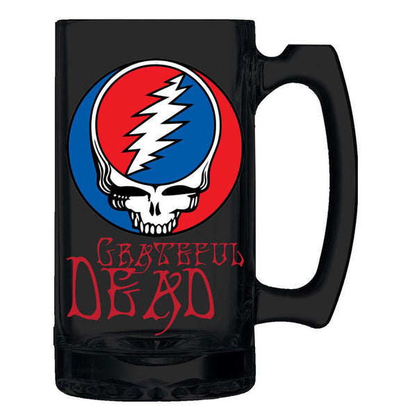 Grateful Dead - Steal Your Face Beer Mug
