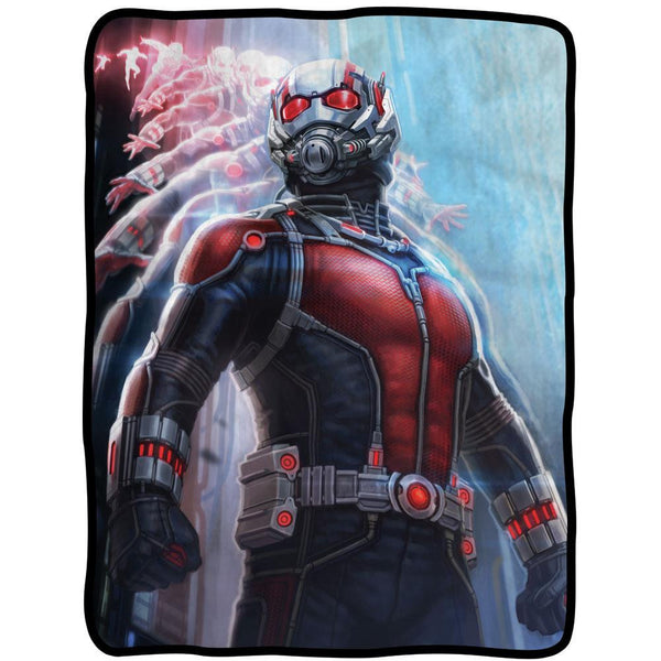 Ant-Man - Stand Pose Fleece Throw Blanket