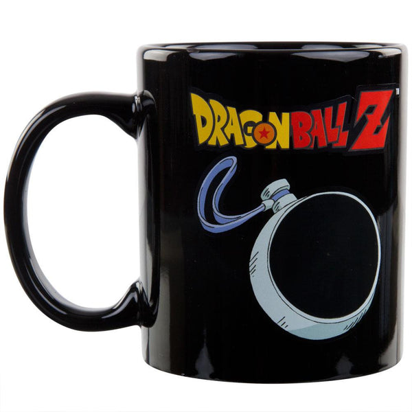 Dragon Ball Z - Radar Heat Change Coffee Mug