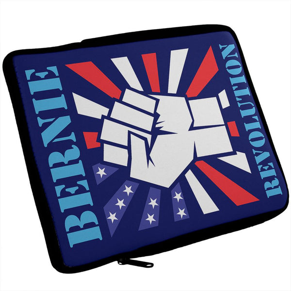 Election 2016 Bernie Raised Fist Revolution iPad Tablet Sleeve
