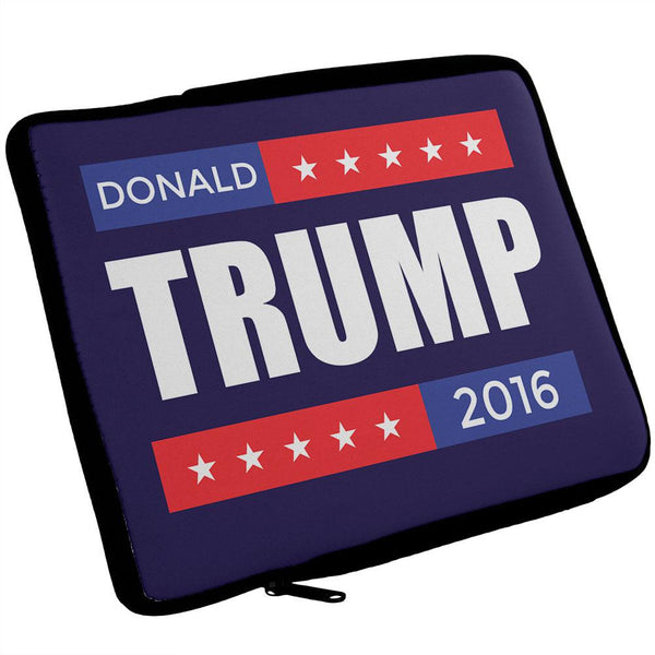 Election 2016 Donald Trump Stacked iPad Tablet Sleeve