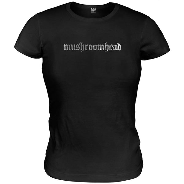 Mushroomhead - Ol English Juniors Babydoll T-Shirt