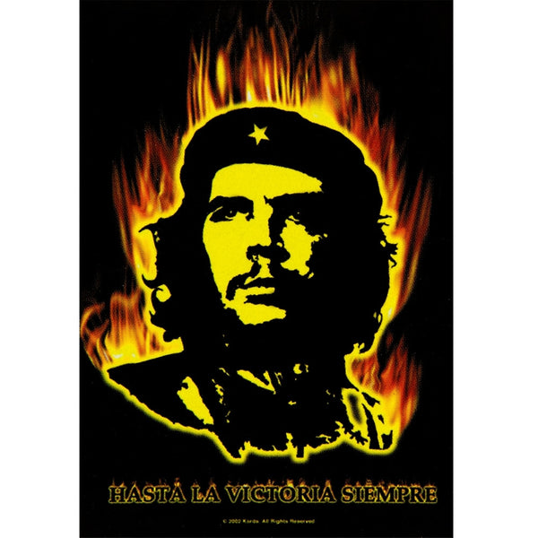 Che Guevara - Burning - Tapestry