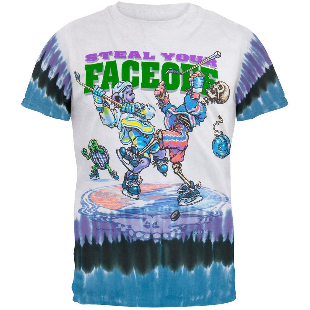 b267b3bfb13 Grateful Dead - Steal Your Faceoff Tie Dye T-Shirt – OldGlory.com