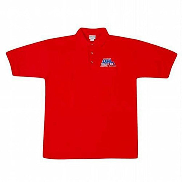 UHL - Red Polo Shirt