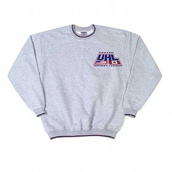 UHL Logo Trim Sweatshirt - Heather