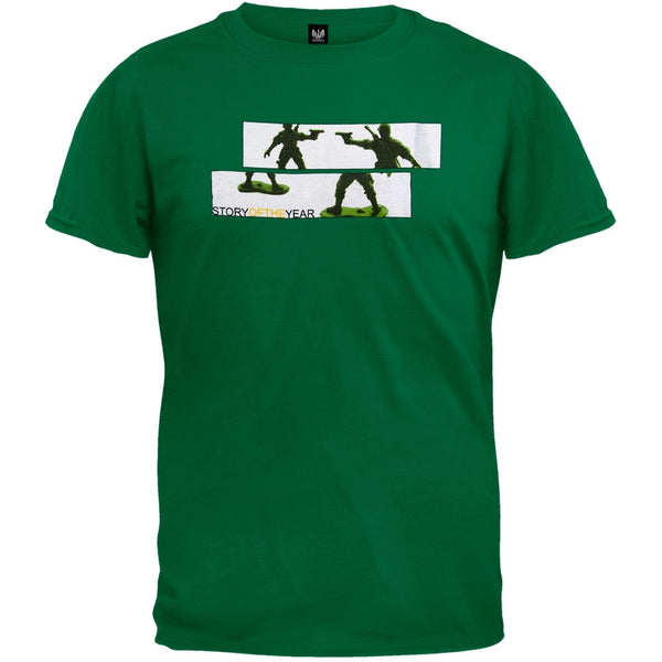 Story Of The Year - Army Dudes T-Shirt