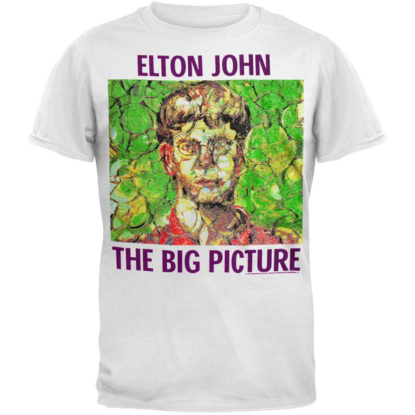 Elton John - Big Picture Tour T-Shirt