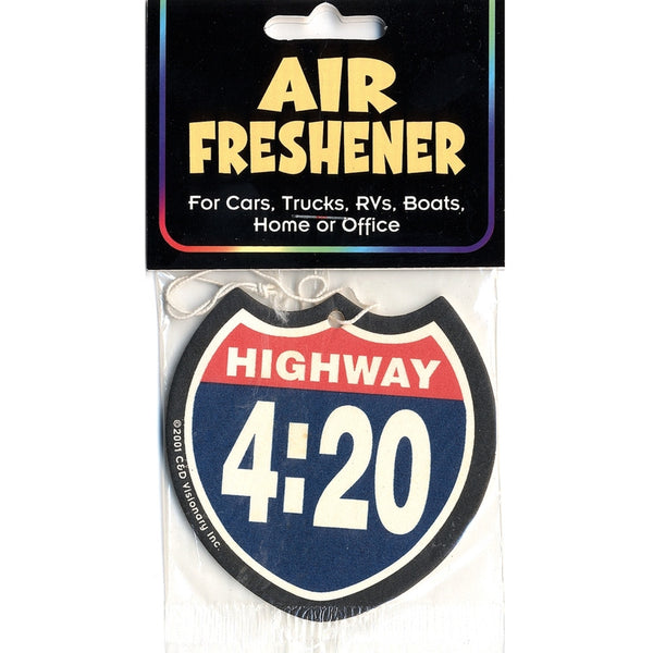 Highway 420 Air Freshener