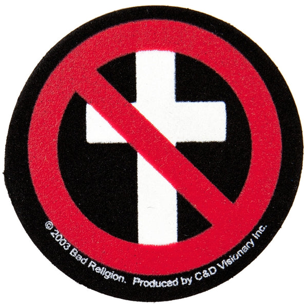 Bad Religion - Cross Burner Antenna Topper