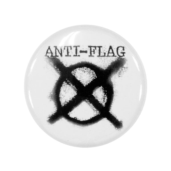 Anti Flag - Logo Button
