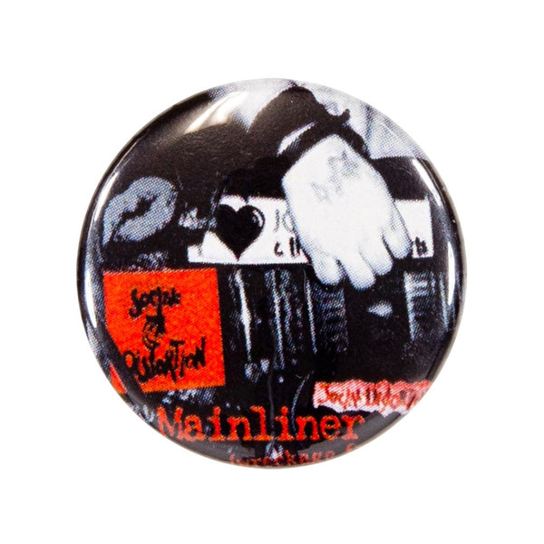Social Distortion - Main Liner Button