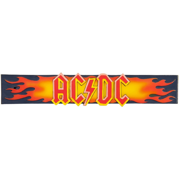 AC/DC - Flaming Logo Incense Burner