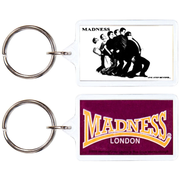 Madness - One Step Keychain