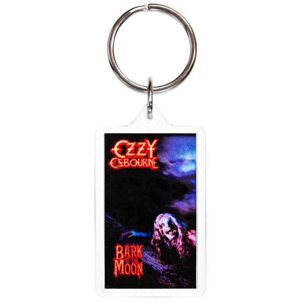 Ozzy Osbourne - Bark At The Moon Keychain