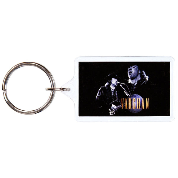 Stevie Ray Vaughan - Double Shot Keychain