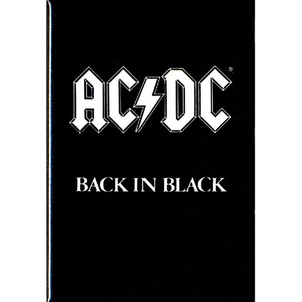 AC/DC - Back In Black Magnet