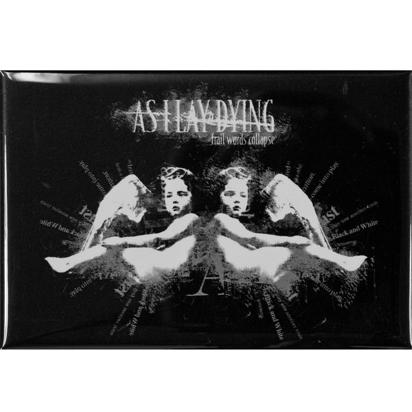 As I Lay Dying - Cherubs Magnet