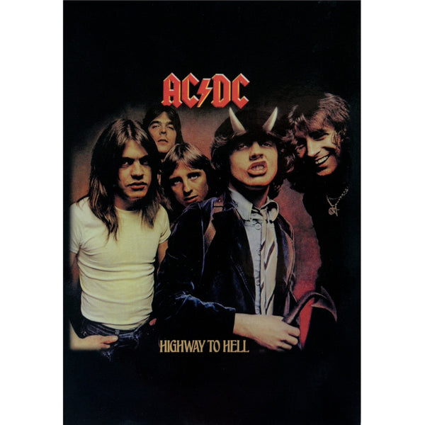 AC/DC - Highway To Hell Postcard