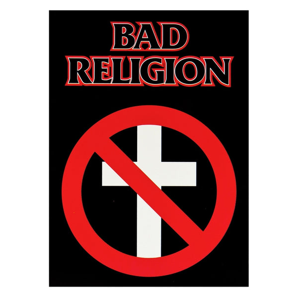 Bad Religion - Cross Buster Postcard