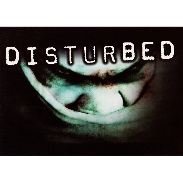 Disturbed - Face Postcard